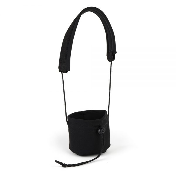 neck lanyard pouch by doctorvox : it is using for pocketvox and maskvox for hands free exercises